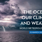World Meteorological Day celebrates the ocean